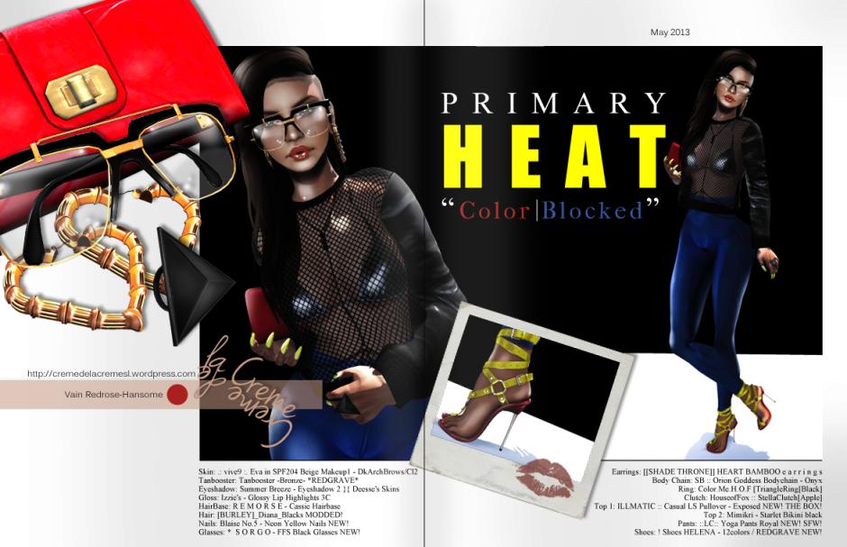 CDLC LOTD 35 Primary Heat