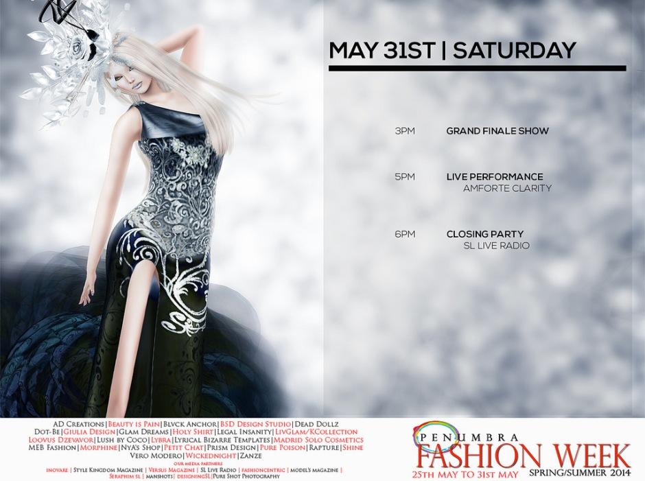 Penumbra Fashion Week final Day